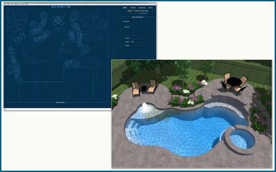 Watson pools inc edmonton swimming pool builder for Pool design ventura